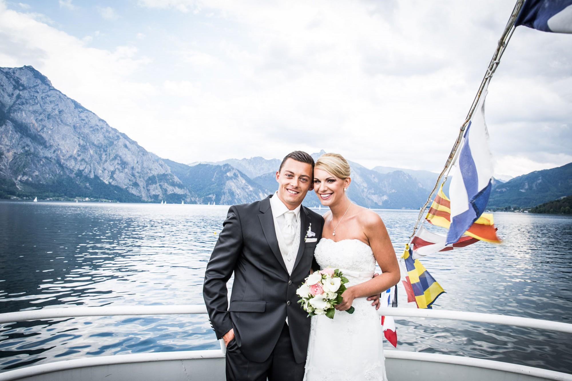 Hochzeit Wolfgangsee